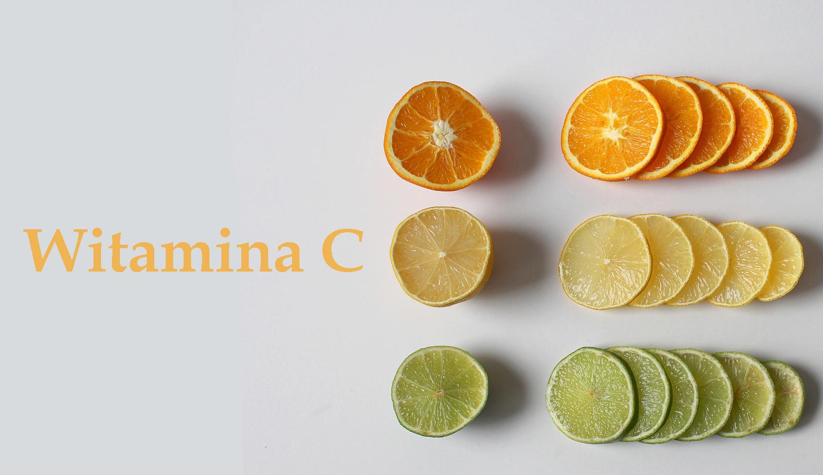 Odkrywamy składniki – Witamina C