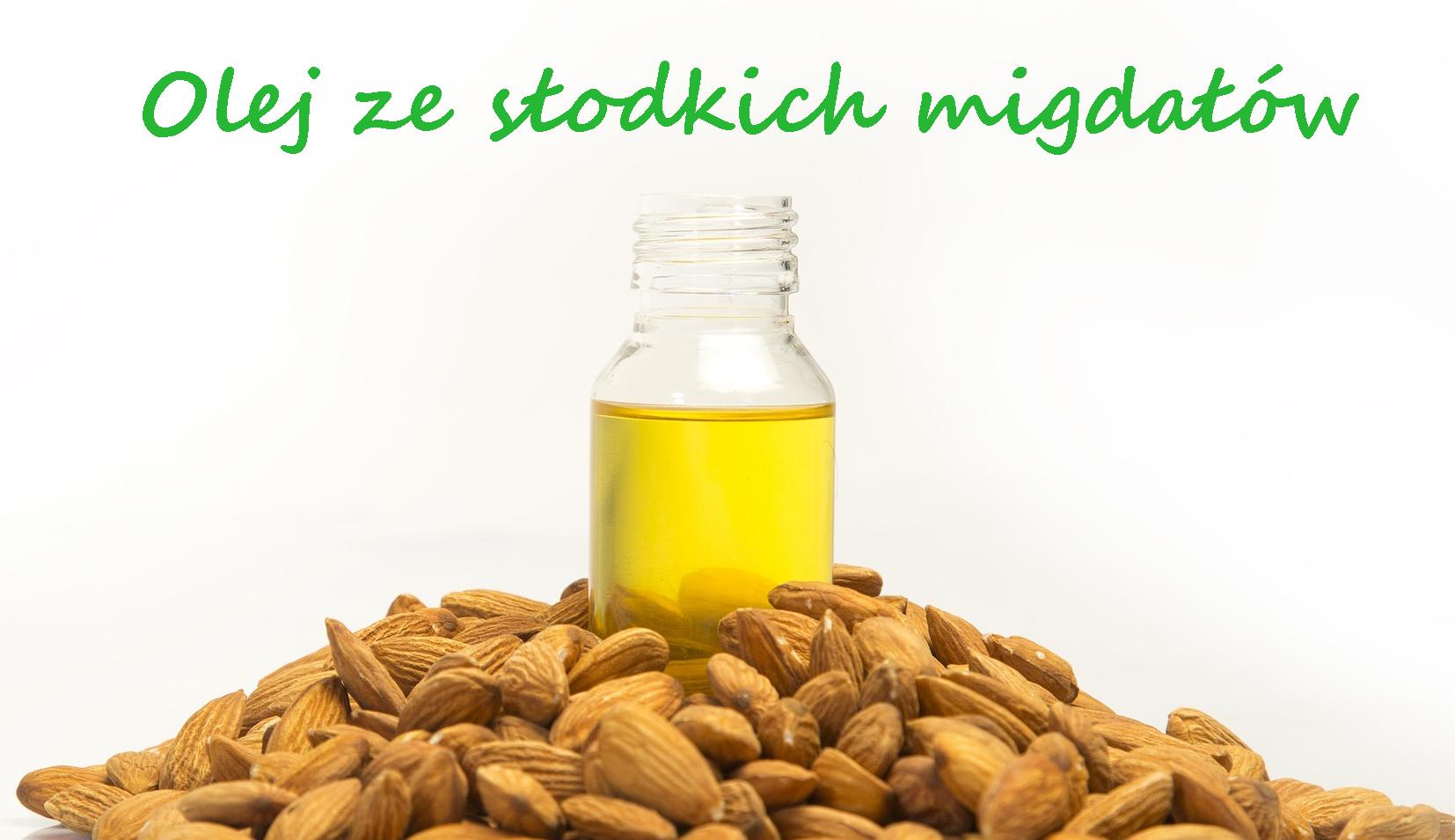 Nowa olejowa seria – Olej ze słodkich migdałów