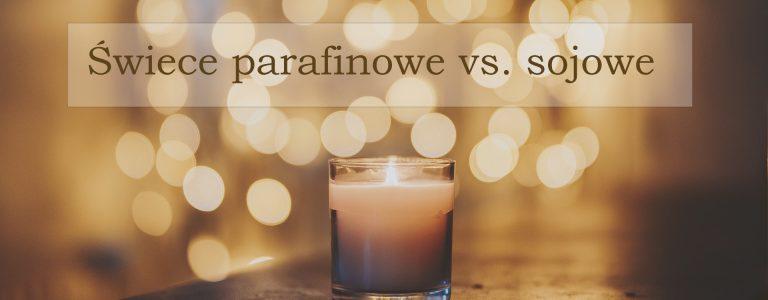 Czy świece parafinowe są szkodliwe?