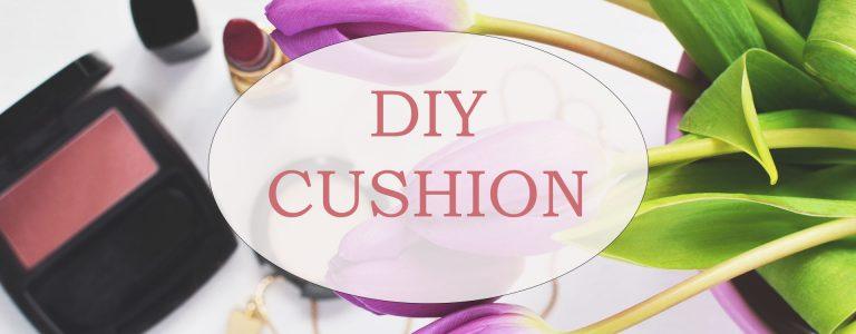 Cushion DIY